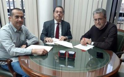 Albal i la SJMA signen el Conveni de col·laboració