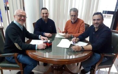 Albal firma el Conveni anual amb la Junta Fallera
