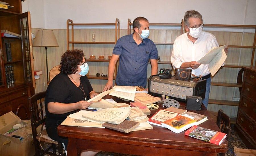 Albal estudia la casa del Pare Carlos Ferris
