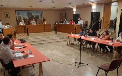 Unió política a Albal contra la COVID-19