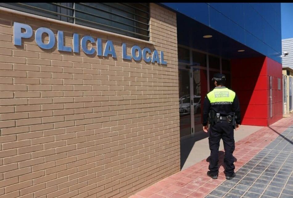 Albal elimina el papel de los trámites que realiza su Policía Local