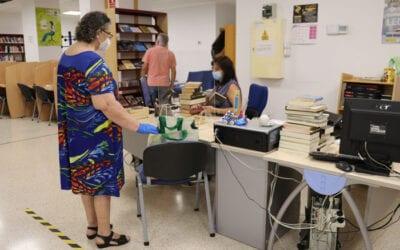 La Biblioteca Municipal d'Albal comença l'any lectiu