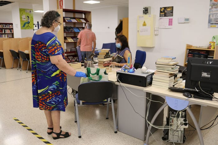La Biblioteca Municipal de Albal empieza el año lectivo