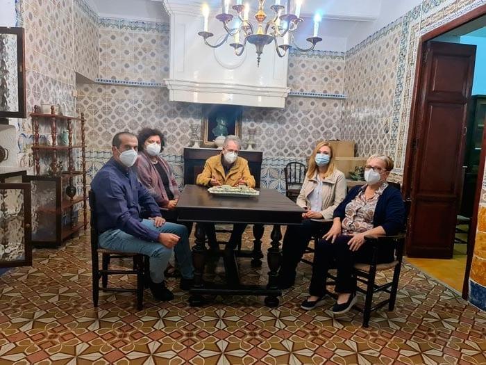 Albal comptarà amb la Fundació del Pare Carlos Ferris per al Museu que albergarà la seua casa natalícia
