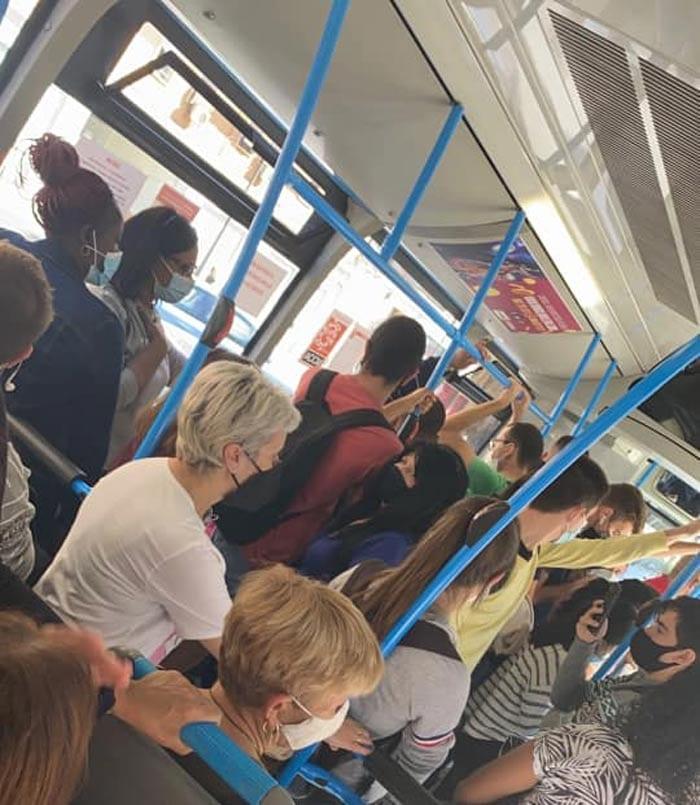 Els alcaldes d'Albal, Benetússer, Catarroja i Massanassa sol·liciten a *AUVACA major freqüència del bus urbà