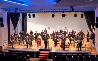 Concert 'Excel·lent' de la Societat Joventut Musical d'Albal