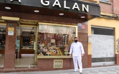 La Pastisseria Galán d'Albal: plata en el concurs de Sant Donís de 2020