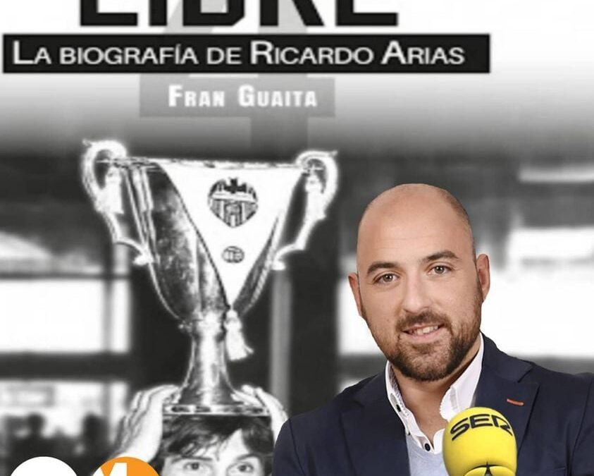 Fran Guaita visita Ràdio Sol Albal el próxim 23 de novembre