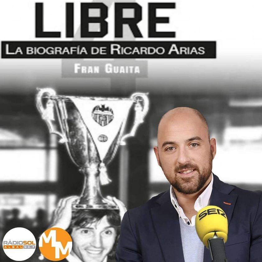 Fran Guaita visita Ràdio Sol Albal el pròxim 23 de novembre