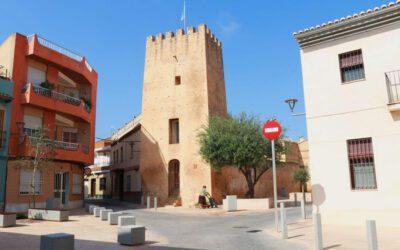 Albal destina 145.000 euros a la restauració de la Torre àrab del segle XI
