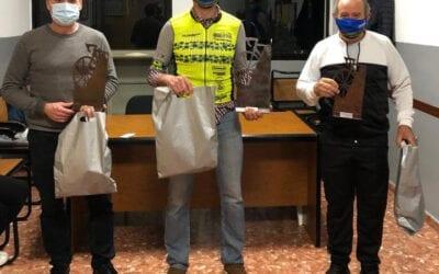 La Penya Ciclista d'Albal premia als campions de l'Anual de Cicloturisme local