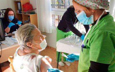 Albal injecta les primeres vacunes contra la COVID-19