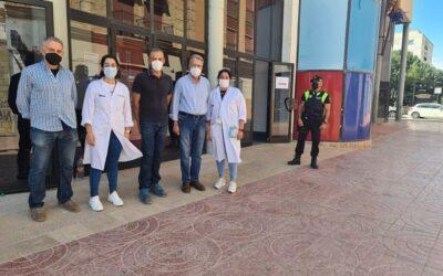 La Casa de Cultura s'obri com vacunòdrom per a les primeres 1.500 persones citades