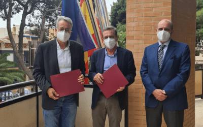 L'Ajuntament signa un conveni amb el Col·legi Notarial per a facilitar la liquidació de la Plusvàlua i les consultes sobre deutes de l'IBI