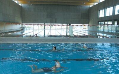 Jornada de puertas abiertas en la piscina cubierta municipal este jueves 17 y viernes 18 de junio